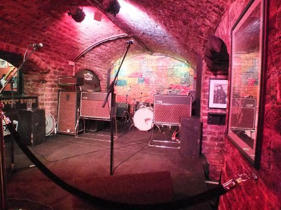 Beatles Tours Liverpool: lieu non moin célebre