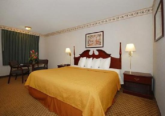 Quality Inn & Suites Southlake: room with king bed