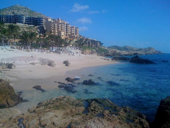 Grand Fiesta Americana Los Cabos All Inclusive Golf & Spa: Calm day for snorkeling