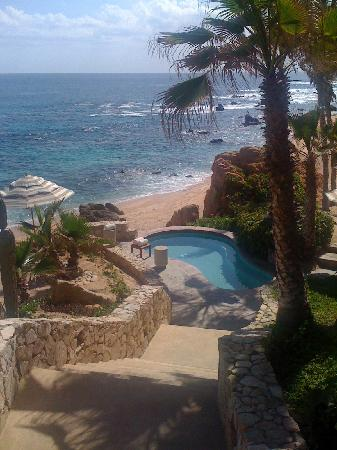 Grand Fiesta Americana Los Cabos All Inclusive Golf & Spa: The secret hot tub