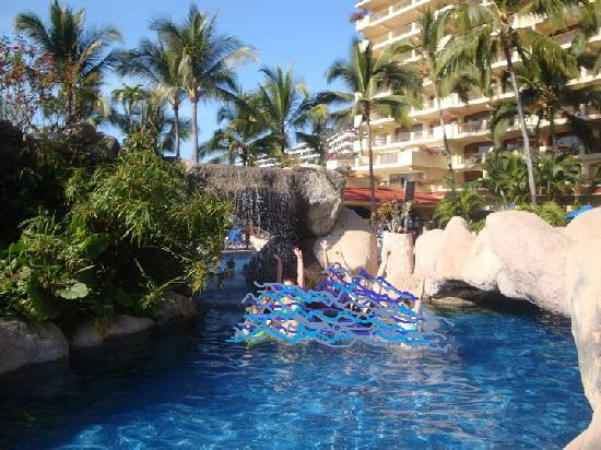 Barcelo Puerto Vallarta: One of the pools