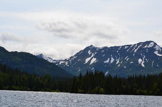 Alaska's Ridgewood Wilderness Lodge: Chain of Lakes day trip