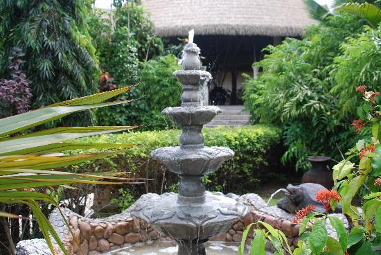 Le Domaine de L'Orangeraie Resort and Spa: La fuente