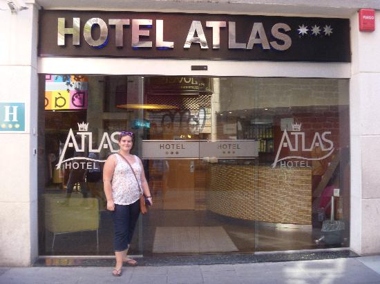 Atlas Hotel : Hotel Atlas, thanks very much :)