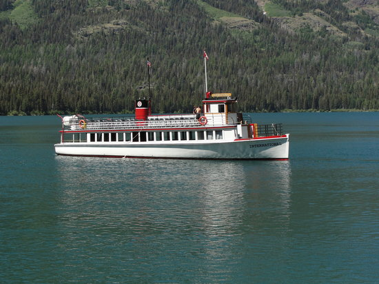 Waterton Shoreline Cruise Co.: 1927 MV International