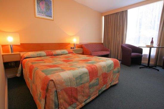 Heemskirk Motor Hotel: Double Room