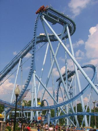 Rhine river cruise picture of busch gardens williamsburg - Roller coasters at busch gardens ...