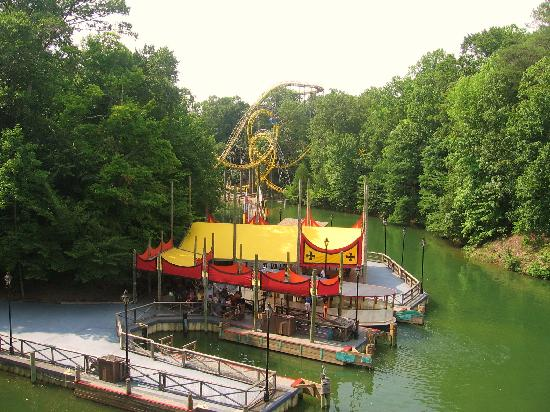 Rhine River Cruise Picture of Busch Gardens Williamsburg
