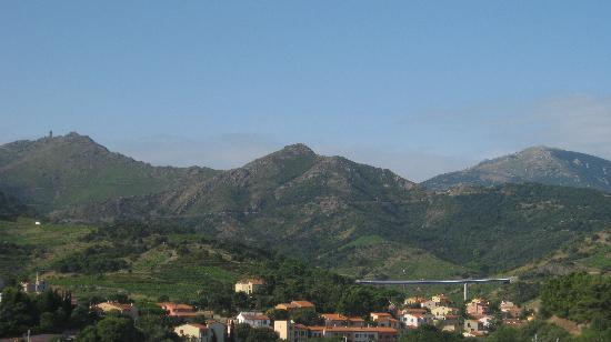 Villa Miranda : View from breakfast terrace