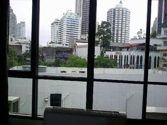 City Lodge Soi 9: View from the room (superior)