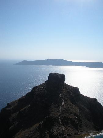 Anita's Villa: Skaros Rock