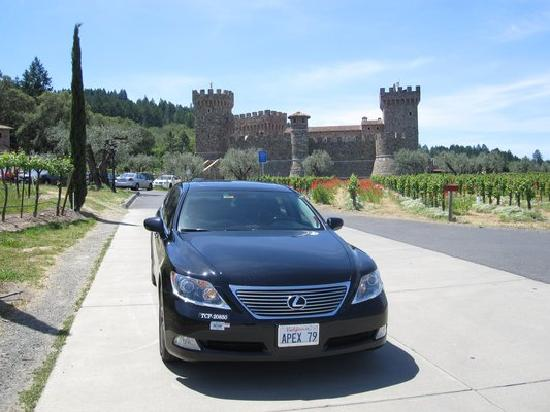 Apex Limousines Wine Tours: Apex Transportation Wine Tours