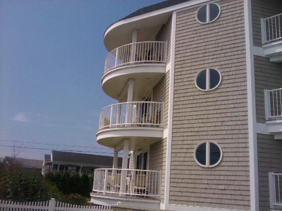 Anchorage Inn: ocean suites