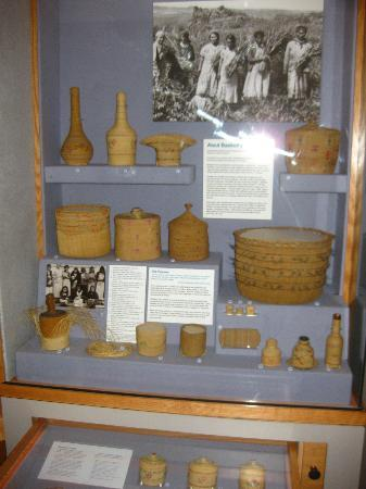 Alaska State Museum: If you've seen woven baskets elsewhere, you should see these.