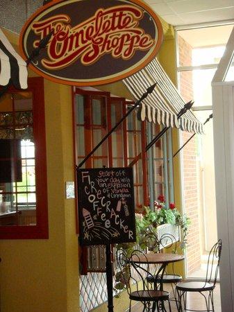 The Omelette Shoppe