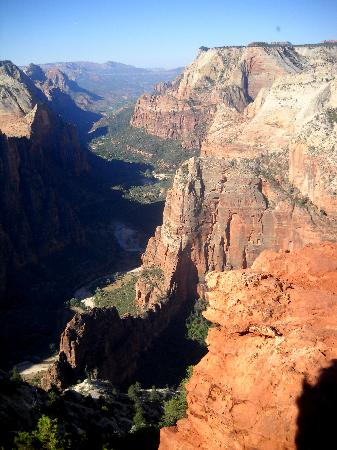 Zion Ponderosa Ranch Resort: Zion - Observation Point