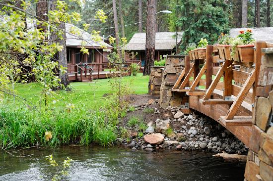Lake Creek Lodge: Cabin 10