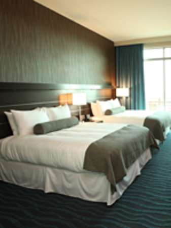 Grand Falls Casino and Golf Resort: Deluxe Double Queen Room