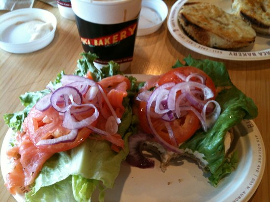 Photo of American Restaurant Ithaca Bakery at 400 N Meadow St, Ithaca, NY 14850, United States