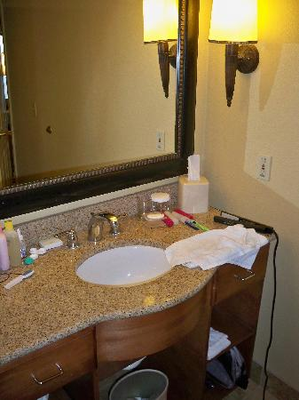 Homewood Suites by Hilton San Antonio Northwest: Vanity