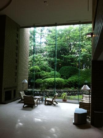 Shiki Resort Hakone Wanoka: reception
