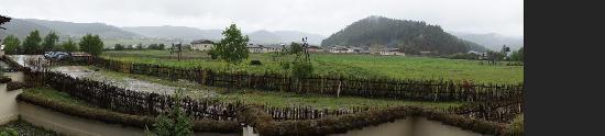 Banyan Tree Ringha: View from Balcony