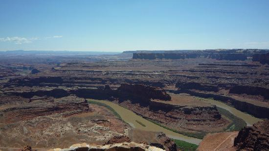 Moab, UT: View from Dead Horse Point