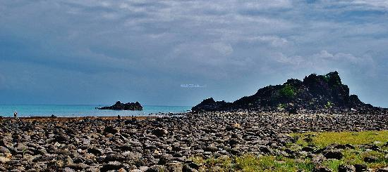 The rugged landscape of Baler, Aurora