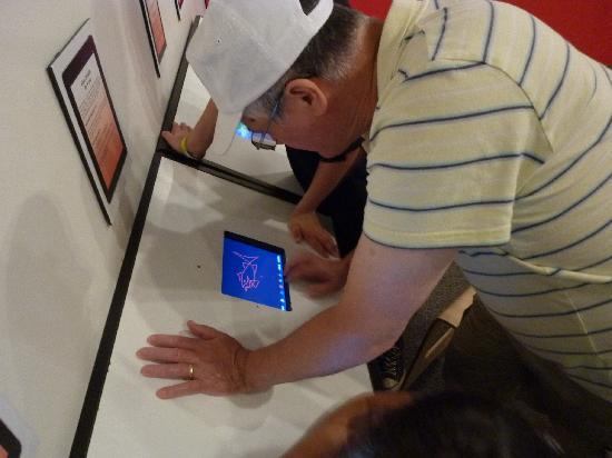 IDEA Museum: Ipad and aps
