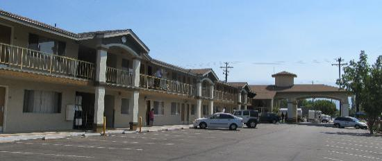 Comfort Inn, Bishop, Calif.