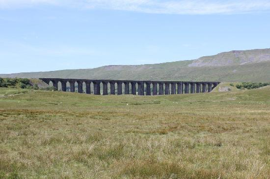 The Buck Hotel: The magnificent Ribblehead Viaduct