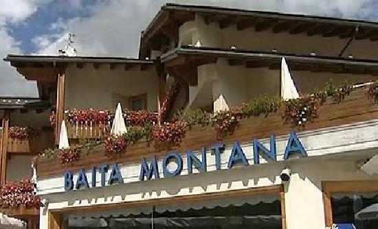 Baita Montana Spa Resort: Baita Montana Livigno