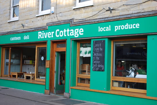 River Cottage Kitchen, Axminster
