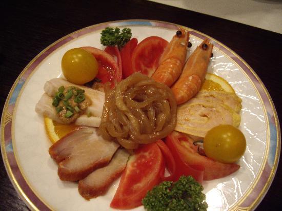 Hotel Grand Phenix Okushiga: 美味しかった中華料理