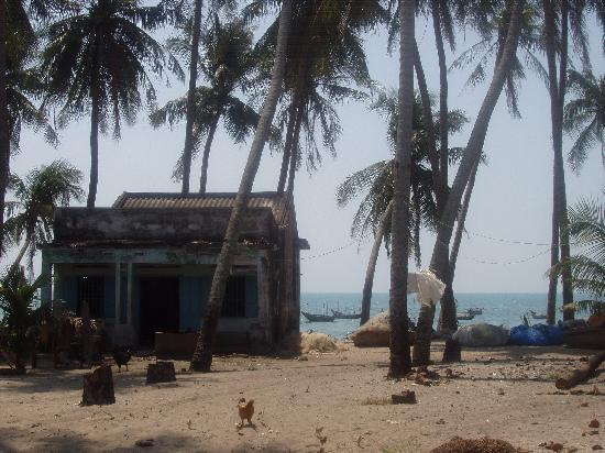 Little Mui Ne Cottages: Little mui Ne beach