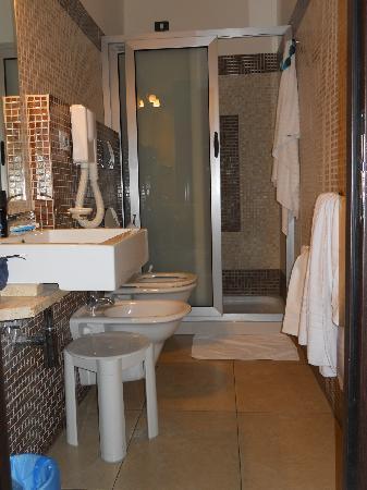 San Max Hotel: bagno_camera_105