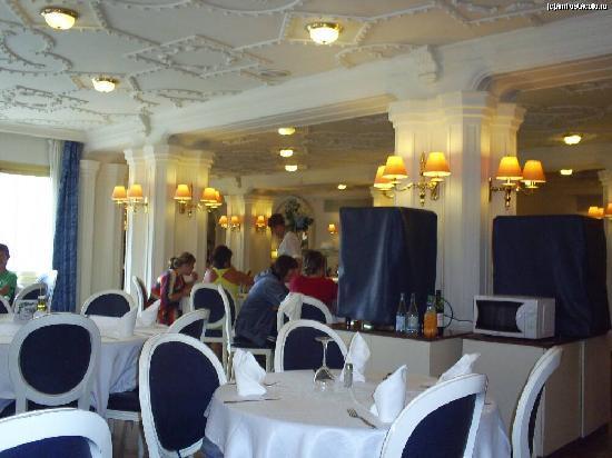 H·TOP Amaika: restaurant