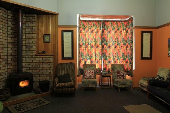 برازيلز هوستل آند سيرف سكول: Lounge