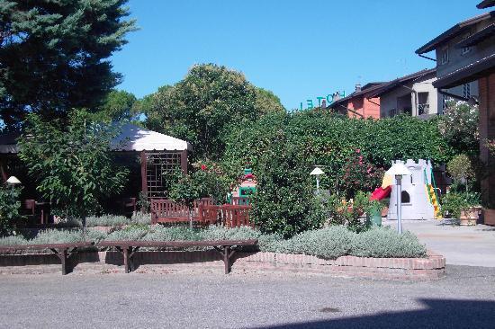هوتل كامبليوني: Area riservata ai più piccoli....