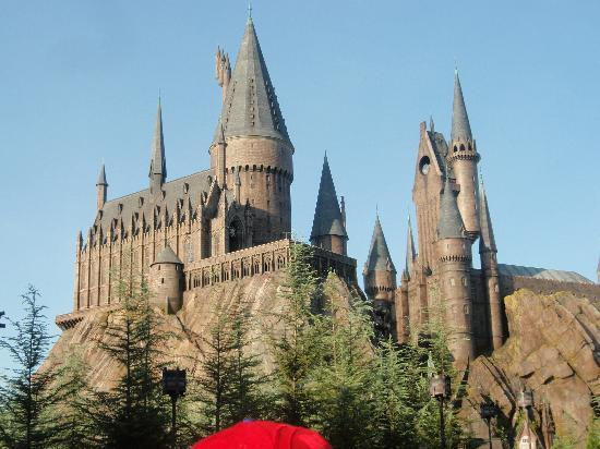Harry Potter Castle Picture Of Universal Studios Florida Orlando Tripadvisor
