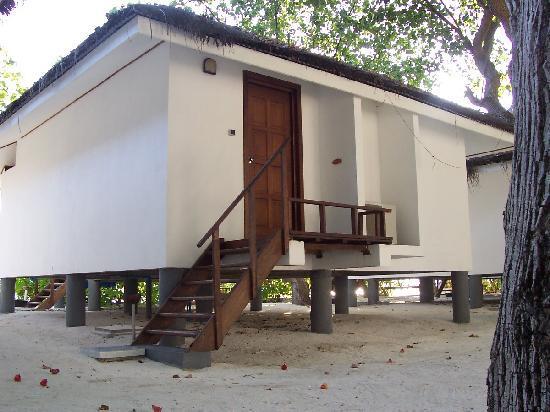 Jumeirah Vittaveli: bungalow , superbe