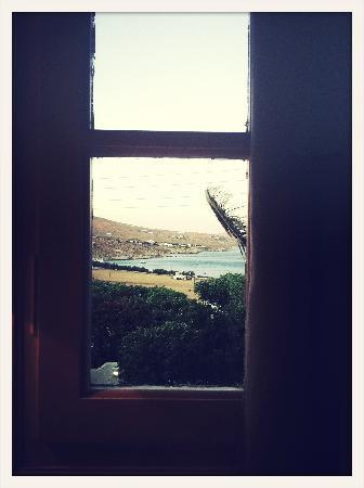 Anemoessa Boutique Hotel: sea view from bedroom