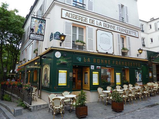 Restaurant La Bonne Franquette Paris E