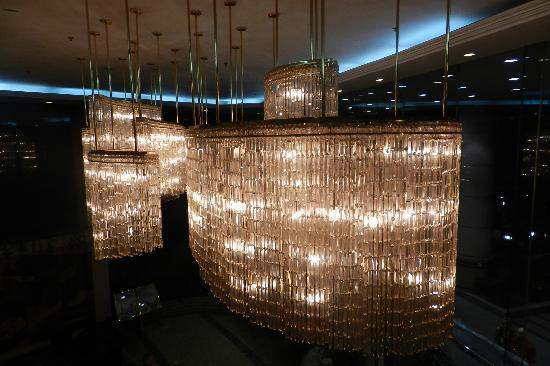 جيانغونغ جينجيانغ هوتل - شانغهاي: lobby lights