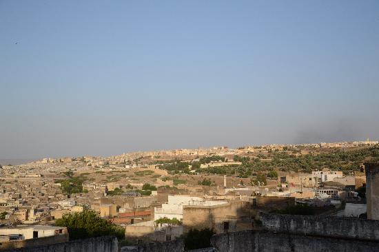 Riad Les Oudayas : Vu de la suite Driss