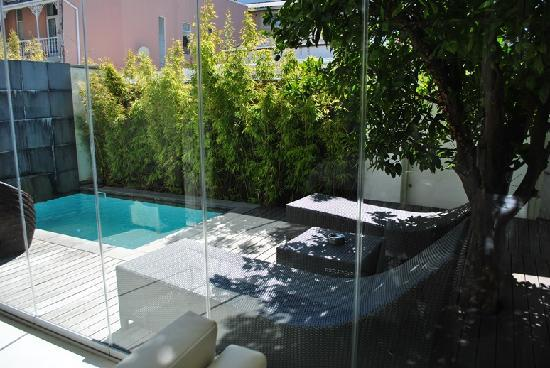 Dunkley House : Pool Deck for Bay 4