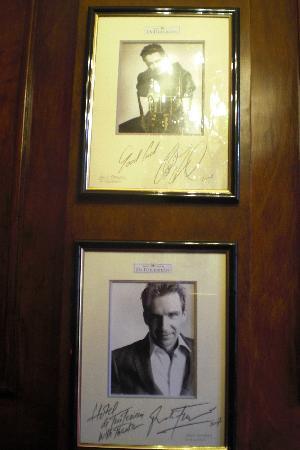 Hotel De Tuilerieen: Ralph Fiennes et Colin Farell ont séjourné dans cet hôtel