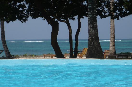 Ocean Village Club: un bien bel hôtel au bord de l'océan indien