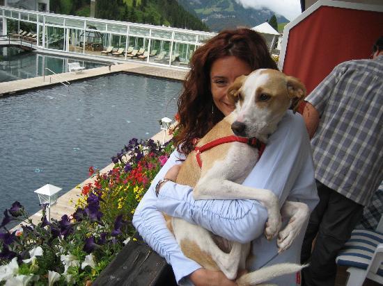 Alpenroyal Grand Hotel - Gourmet & Spa: Eccome se sono ammessi gli animali!