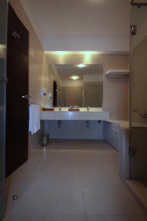 Jaz Oriental Resort: bagno
